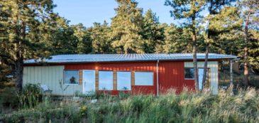 První pasivní dům v USA