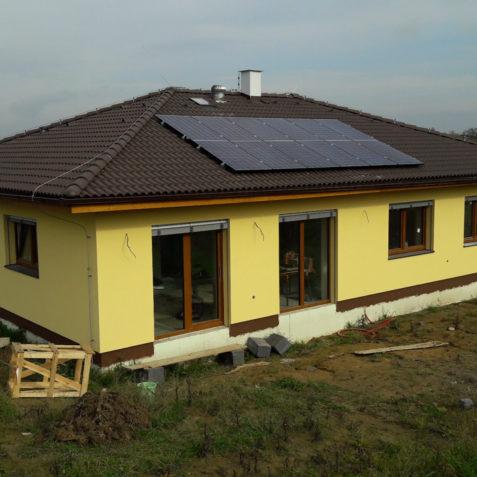 Horní Datyně, ČR