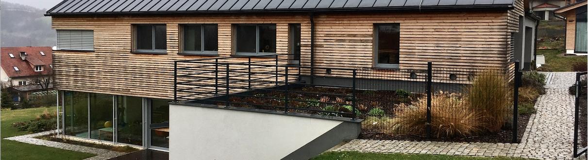 Realizace Jablotron v ročence PASIVNÍ domy 2019