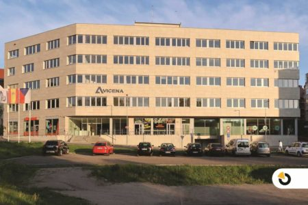 Jablotron klinika v Liberci